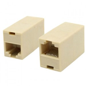 CL-1777   RJ45 Coupler (2pcs per Pack)