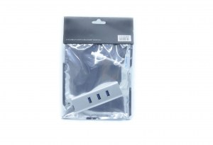 UTC-3UE01_C TO USB 3.0 PORT HUB-GIGABIT ADAPTER-COVER