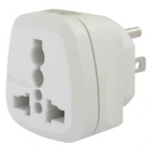 WUA-003   Omni Travel Adaptor with Ground
